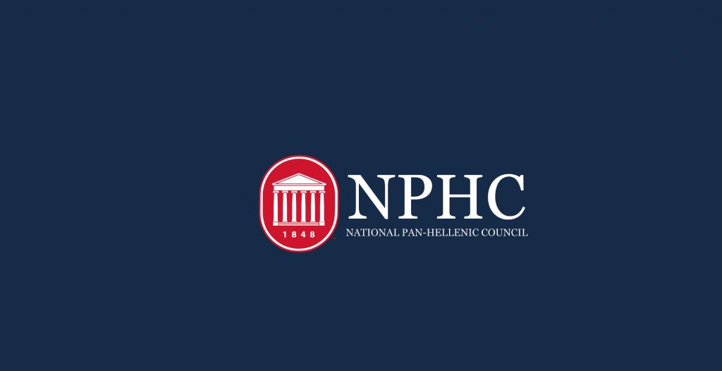 NPHC Red Lyceum Navy BG